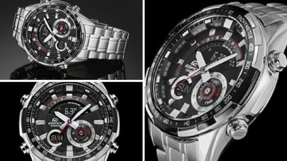 9976643a9d05 64€ DTO! Reloj de cuarzo analógico digital Casio Edifice por solo 135€