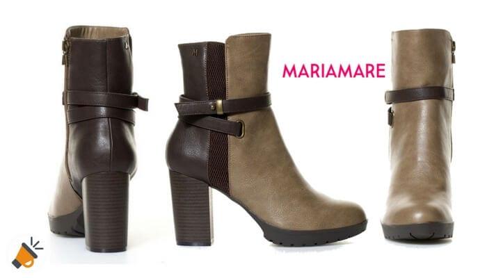 11b7ff5909f 62% DE DESCUENTO! Botas María Maré color chocolate por 19,95€