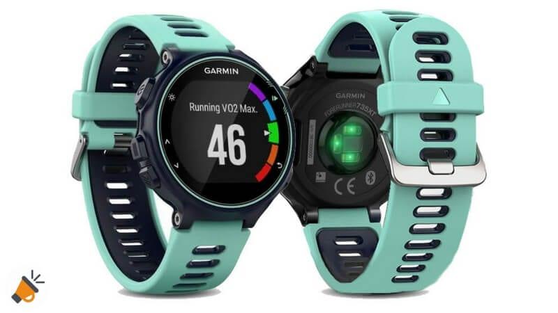 d070eb164 AHORRAS 160€! Reloj GPS Garmin Forerunner 735XT por solo 189€