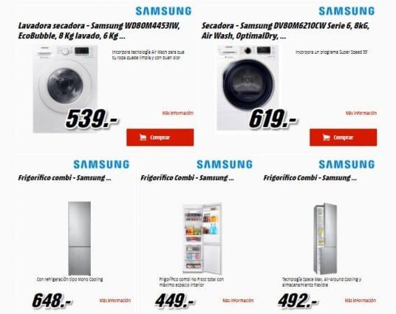 Siguen los chollos grandes ofertas en los samsung days for Ofertas hornos media markt