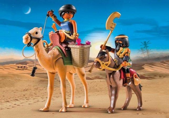 De 17 AmazonCampamento Solo Egipcio Por Playmobil Chollo 47€ Yv7ymIf6bg