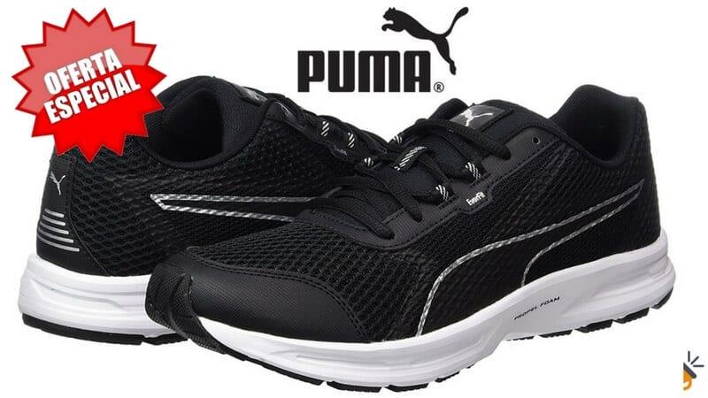 58% DTO! Zapatillas Puma Essential Runner desde solo 27,45€