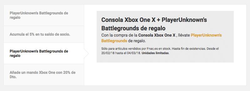 El Precio Mas Bajo Xbox One X Juegazo Gratis Por Solo 434