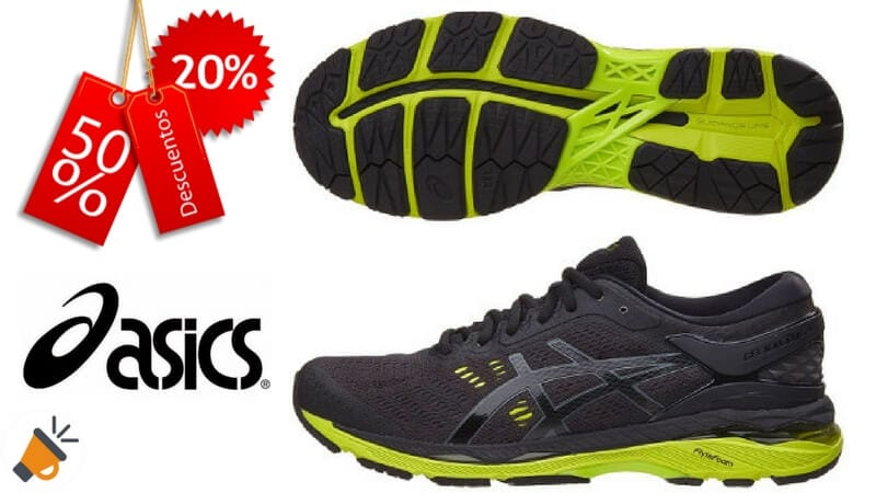 748da26c6b0 CHOLLO LOCURA! Zapatillas Running Asics Gel-Kayano por solo 62