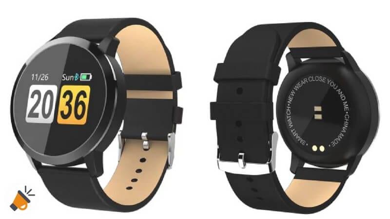 OFERTA FLASH! SmartWatch Newwear Q8 por solo 28,73€