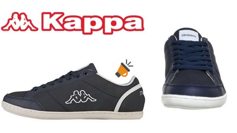 KappaKENT LOW Footwear men - Zapatillas hombre, color negro, talla 45