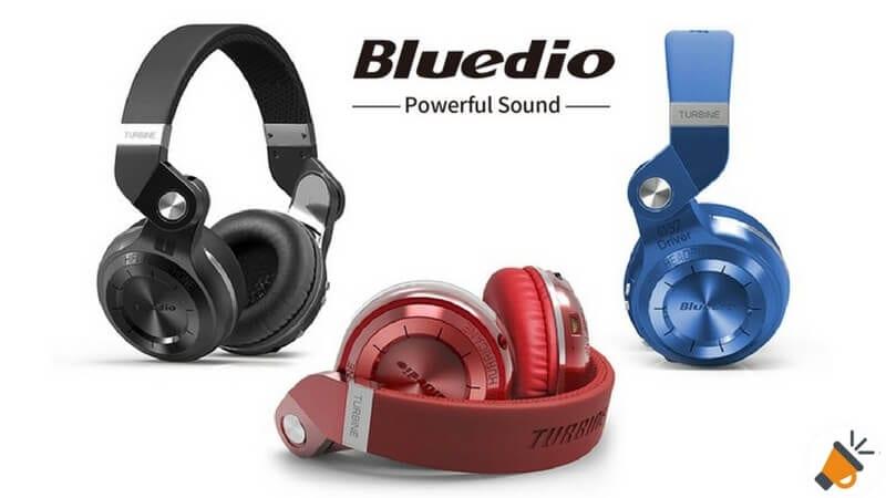 437036bc16d ¿Buscas un auriculares Bluetooth baratos? Consigue aquí los Bluedio ...