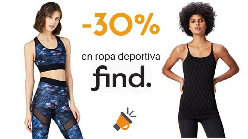 7c80d84acf2a Hasta 30% de descuento en ropa deportiva para mujer en Amazon!