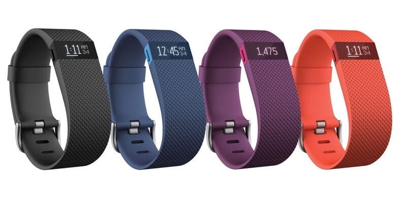 5fd6bc2b1e90 LIQUIDACIÓN! Pulsera de actividad Fitbit Charge HR por solo 23,43€