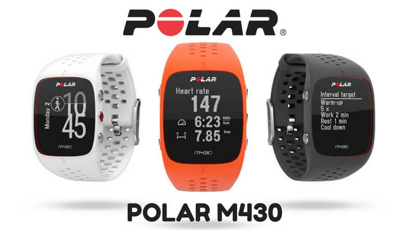 online belleza novísimo selección MITAD DE PRECIO! Reloj pulsómetro Polar M430 por 106€