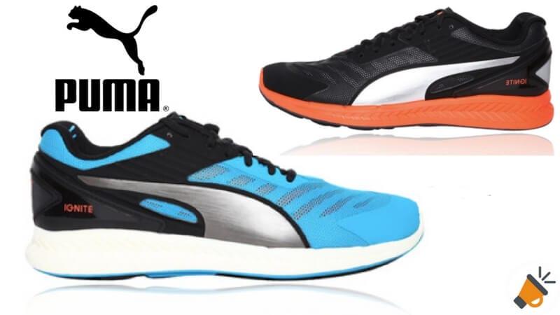 8b144d07 64% DTO.! Zapatillas Running Puma Ignite V2 por solo 34,19€