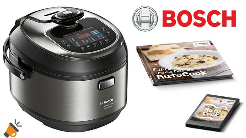 Bosch Robot De Cocina   Chollo Robot De Cocina Bosch Muc88b68es Autocook Por 214