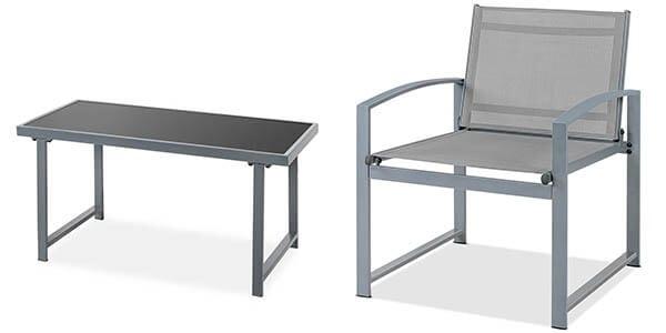 Ahorra 150 Set De Muebles De Jardín Mchaus Por Solo 79
