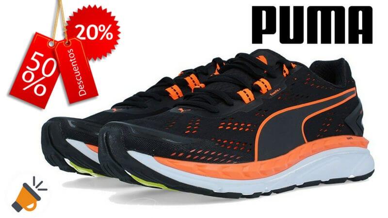 715ef601 68% DTO! Zapatillas Running Puma Speed 1000 Ignite por solo 47€