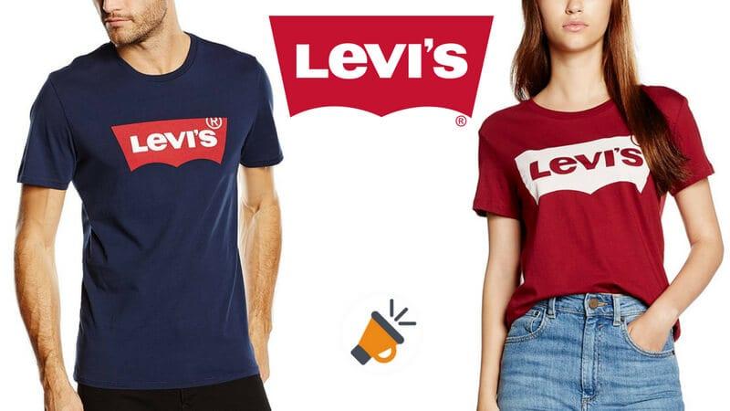 tienda de liquidación nueva lanzamiento la compra auténtico PRECIO LOCO! Camisetas Levis para hombre y mujer desde 13.95€
