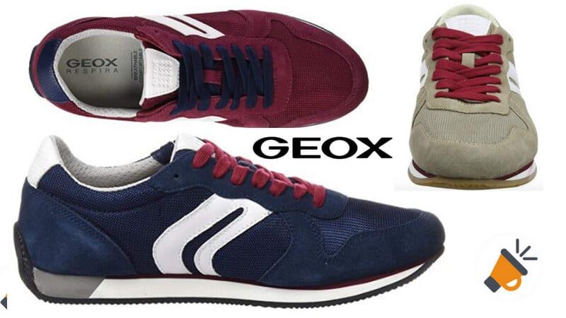 48962cdb PRECIAZO! Zapatillas Geox U Vinto C para hombre por 49,95€