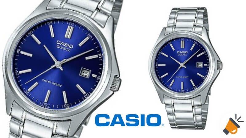 0f12e35807ea 52% DTO! Reloj Casio Collection para Hombre por solo 26