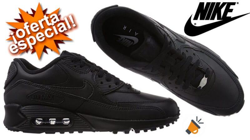 22ddcec8179 ¿Buscas unas zapatillas Nike baratas  Consigue aquí las Nike Air Max 90  Leather ...