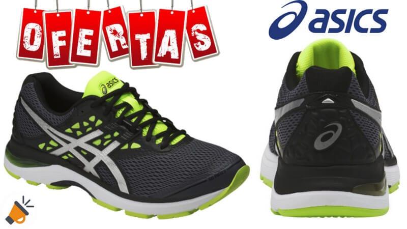CHOLLAZO! Zapatillas deportivas Asics Patriot 9 desde solo