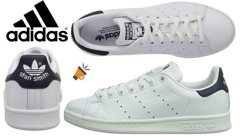 3c9ad182be5 ¿Buscas zapatillas de marca baratas  Consigue aquí las Adidas Originals Stan  Smith ...