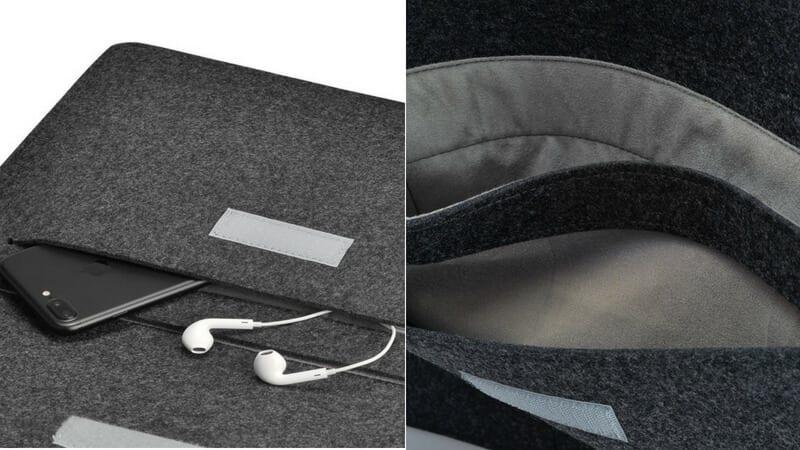 0ff2c24def3 Cuenta con un compartimento pequeño frontal para guardar libros u otros  artículos más delgados. Detrás cuenta también con otros dos bolsillos más  pequeños ...