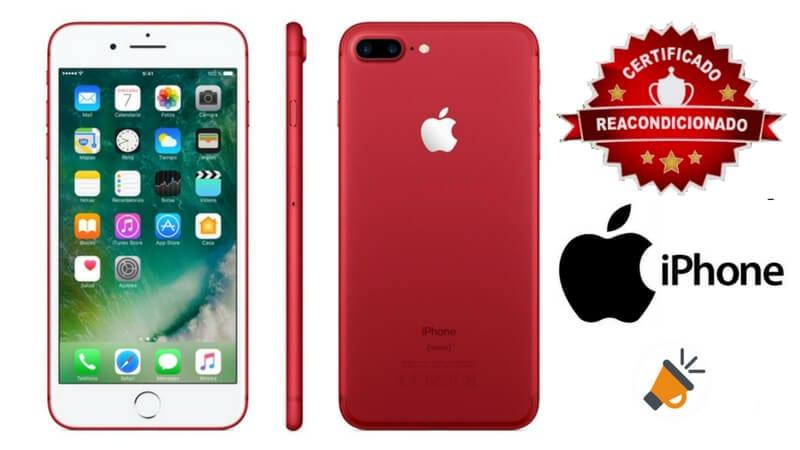 Iphone reacondicionado barato