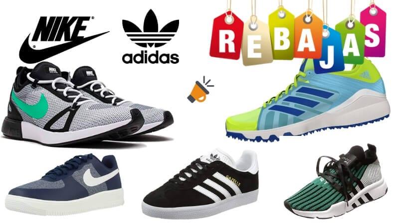 e75b63f98f6 SOLO HOY! Zapatillas Adidas y Nike con hasta 50% DTO. en Amazon