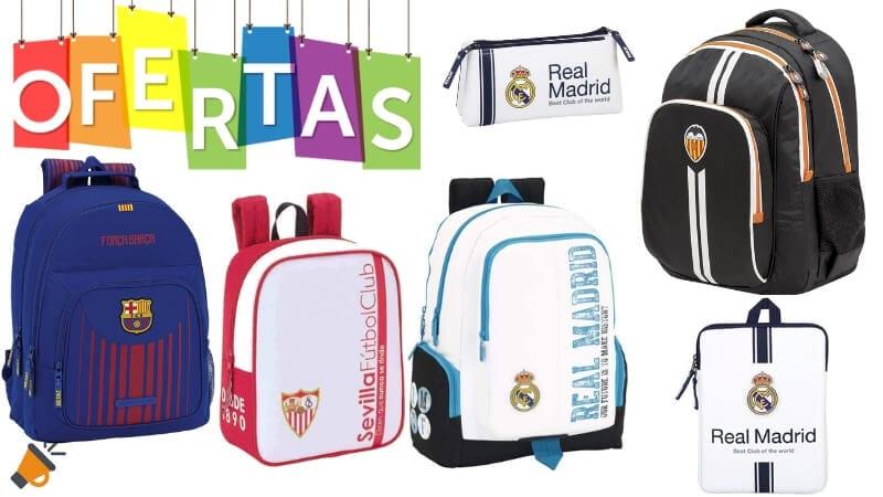 6572cd327a3a6 ¿Buscas mochilas de equipos de fútbol baratas  Descubre los descuentos ...