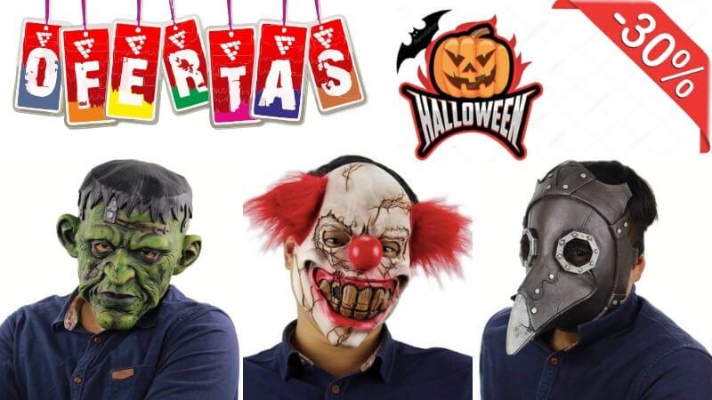 Preparate Para Halloween 50 Dto En Mascaras En Amazon