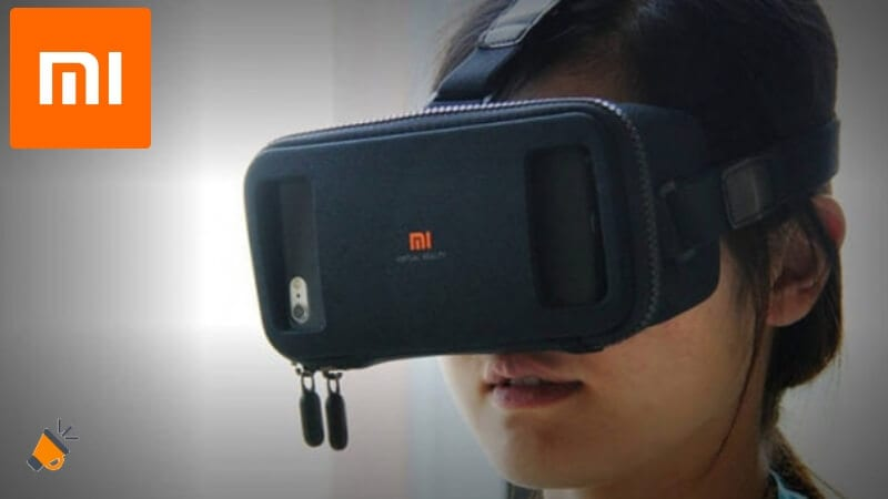 ae09fa634b BARATÍSIMAS! Gafas de Realidad Virtual Xiaomi por 7,90€ ¡Envío gratis!