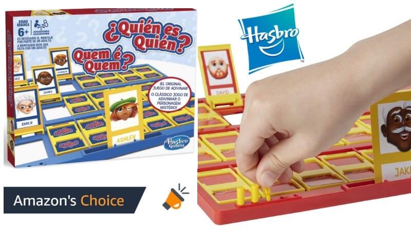 Chollazo Juego Quien Es Quien Original De Hasbro Por Solo 14 75