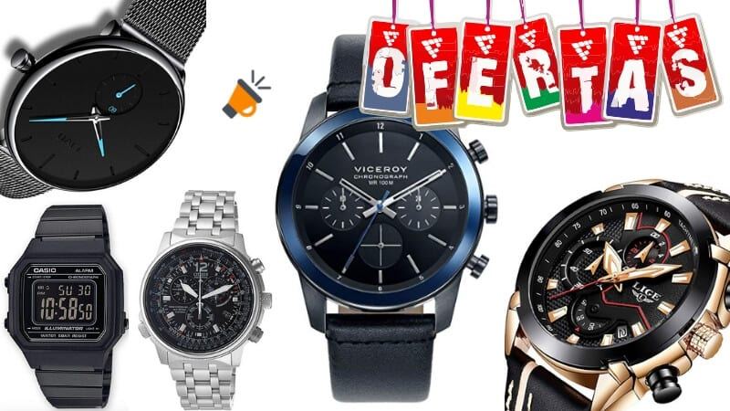 2c61c87280ed OFERTAS BLACK AMAZON! Relojes Casio