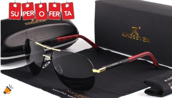 bajo precio 37b73 ec3b9 SÚPEROFERTA! Gafas de sol polarizadas para hombre por sólo 10€