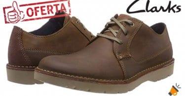 Chollazo!! Zapatos Clarks Curington baratos desde 35€ al 75