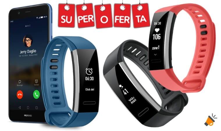 c99422f9a372 MITAD DE PRECIO! Huawei Band 2 Pro con GPS y HR Sensor por 41