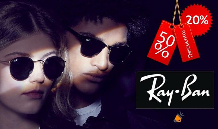 578fb780a9 🤑🕶¡OUTLET RAY-BAN! Descuentos de hasta el -54% en Gafas Ray-Ban