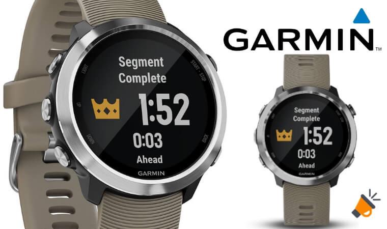 78958964f PRECIAZO! Reloj deportivo Garmin Forerunner 645 con GPS por 295€