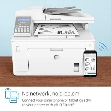 161 M 205 Nimo Impresora Multifunci 243 N Hp Laserjet Pro Con Wifi