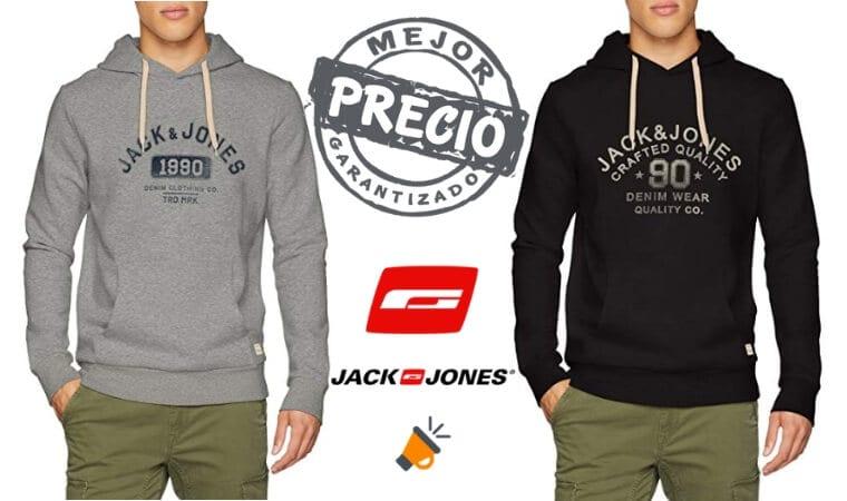moderno y elegante en moda descuento en venta venta caliente más nuevo PRECIO MÍNIMO! Sudadera Jack Jones para hombre por solo 16,95€