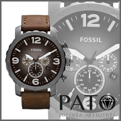 colección completa cómo llegar disfruta del precio de descuento BUEN PRECIO! Reloj de pulsera Fossil para hombre + estuche ...
