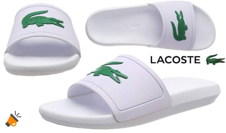 Slide Por Hombre Lacoste 23€ ChulasSandalias Para 119 Que Croco w0X8nOPk