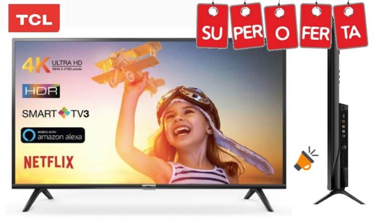 ddb2bbfcef7 AHORRA 120€! Smart TV TCL de 65