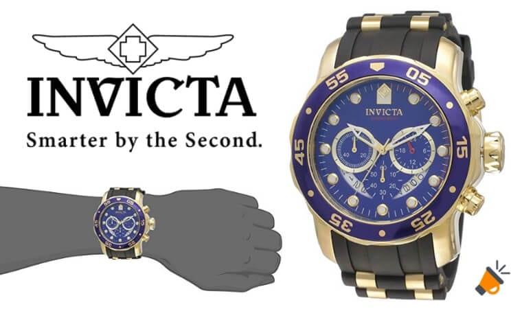971c4ea245bf ❗⭐ ¡ANTES 600€! Reloj para hombre Invicta Pro Diver por 125