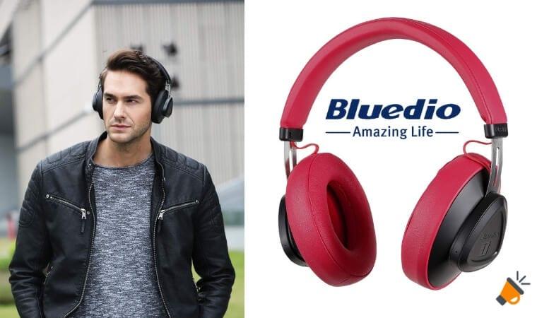 9a10e8f1f59 ESTÁN VOLANDO! Auriculares de diadema Bluedio con bluetooth por 16€