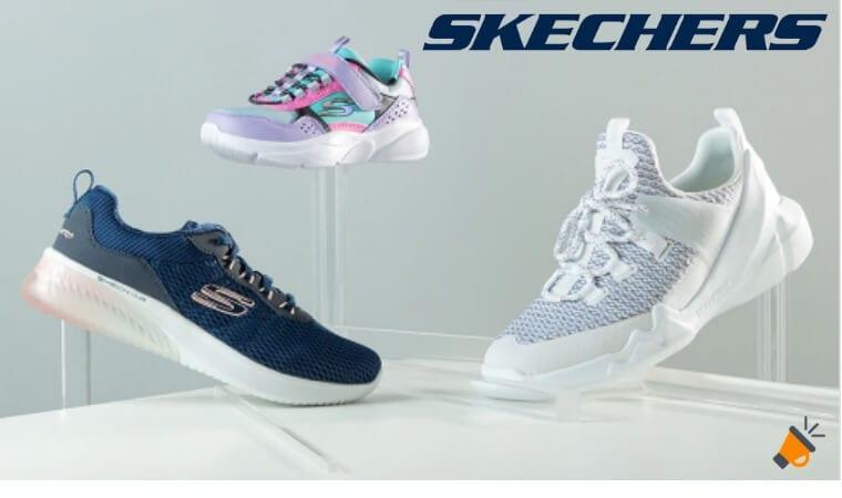 Zapatillas Skechers outlet mujer y hombre baratas