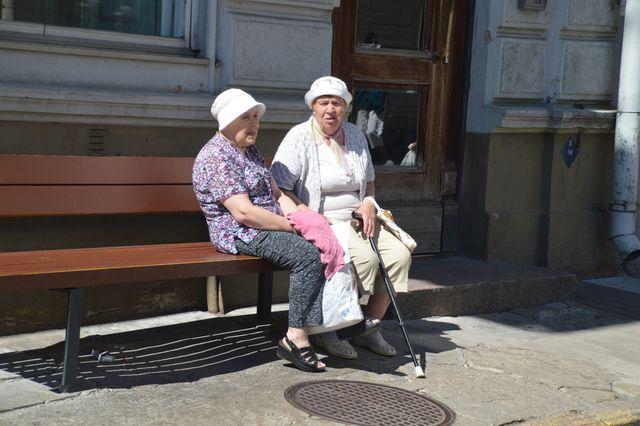 Vrouwen in Tallinn