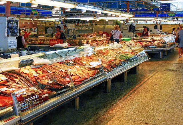 Markt in Riga