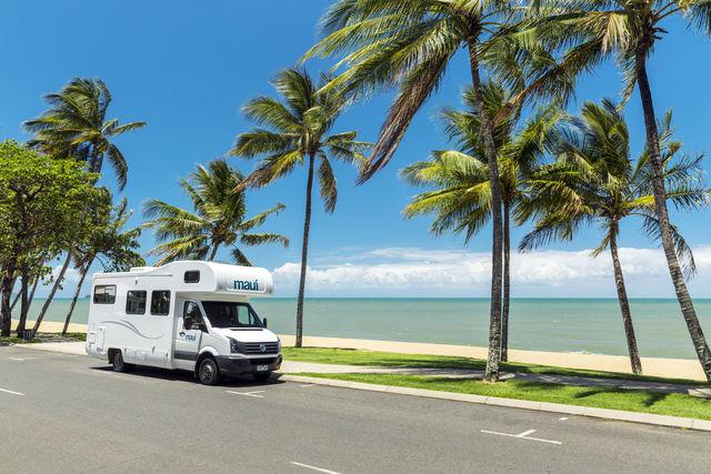 Camper Australië (Maui)