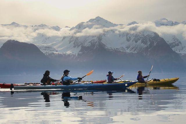 Sea Kayaking Seward