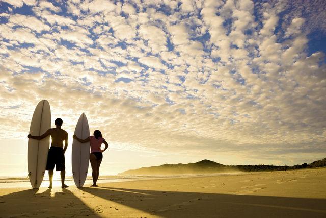 Surfen in Australië